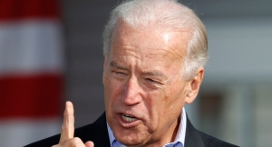 Joe Biden finger